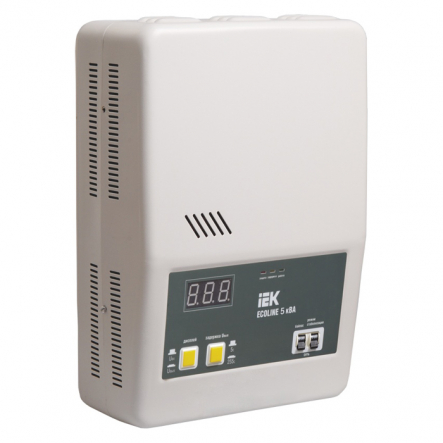 Стабилизатор напряжения Ecoline 5 кВт - 1