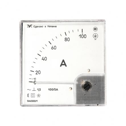 Амперметр ЭА 0302/1 100/5 - 1