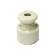 Изолятор керамический, Рш-4 (белый УКРАИНА