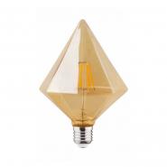 Лампа Filament Піраміда 6W Е27 2200К/50