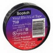 Скотч - Scotch 780 19мм х20м белый 3М