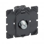Розетка TV (тип F) 0-2400 MГц Celiane