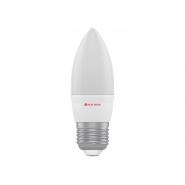Лампа LED свеча 6W PA LC-32/1 Е27 4000 PERFECT ELECTRUM