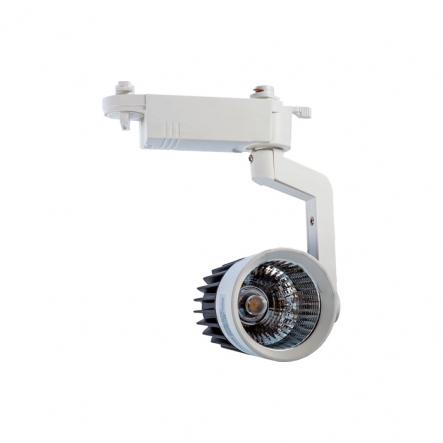 Светильник трековый ZL 4003 15w 4200k LED track white - 1