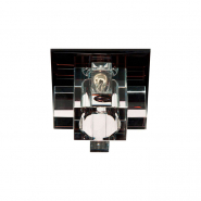 Светильник точечный Feron 1525 G9 20W сиреневый