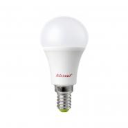 Лампа LED GLOB A45 7W 2700K E14 220V LEZARD