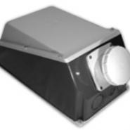 Розетка настенная IZG 12543 SEZ