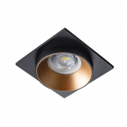 Светильник точечный Kanlux  без патрона 29134  SIMEN DSL B/G/B