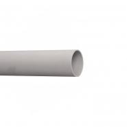 Труба жесткая гладкая ПВХ d63 IEK серая(15м)