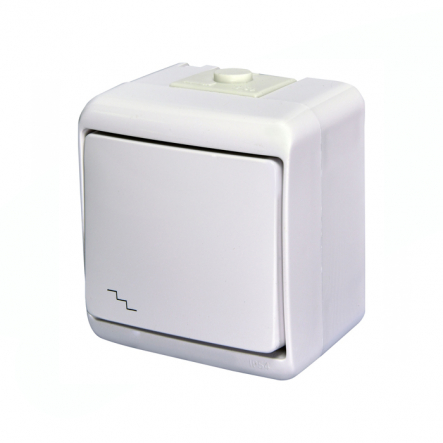 Выключатель лестничный (IP44) VHE-3 - 1