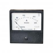 Амперметр ЭА 0302  200/5  (80х80)