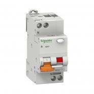 Дифференциальный автоматический выключатель Schneider Electric  АД 63 2п 16А 30мА 11473