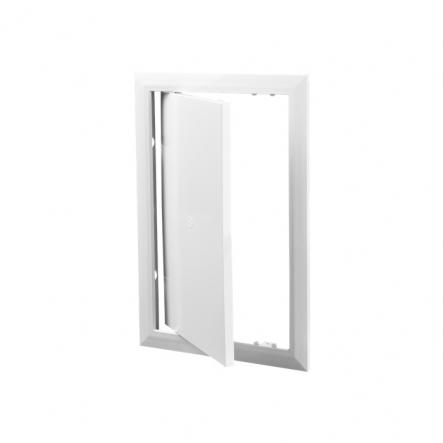 Дверь ревизионная пластиковая Л 150*150 - 1