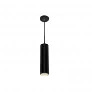 Светильник HL534 COB 10W черный 850Lm 4000K IP40 60*370mm, подвес 120 см