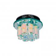 Светильник точечный галогенный CDY-14 CHR/WH