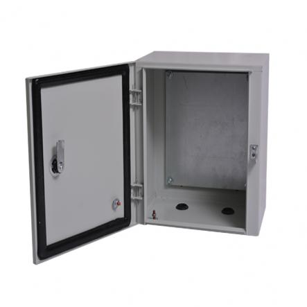 Бокс монтажный герметичный БМ-40 250*400*140 IP54 + панель ПМ - 1