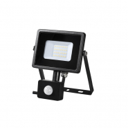 Прожектор DELUX_FMI 10 S LED_20Вт_6500K_IP44_с датч. движ