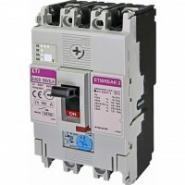 Автоматический выключатель EB2S 160/3LA 80А 3P 16kA с регулировкой ЭТИМАТ