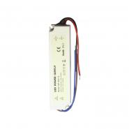 Блок питания 5А - 60W SLIM PLASTIC IP67