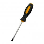 Отвертка  обрезиненная SL5x150мм СИЛА-Инструмент