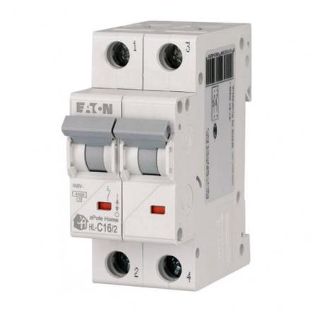 Автоматический выключатель HL С 16/2 EATON - 1