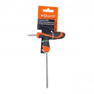 Ключ TORX Т-образная рукоятка Т20 4*100 STURM