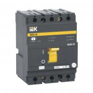 Автоматический выключатель IEK ВА88-33 3p 160A 35kА SVA20-3-0160