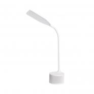 Настольная лампа LED MAXUS DKL 8W 3000-5700K WH Sound