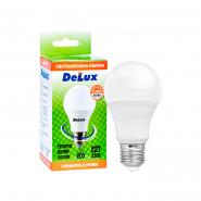 Лампа LED DELUX BL 60 10 Вт 3000K 220В E27