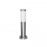 Светильник садово - парковый POLE 450 E27 нержавеющая сталь