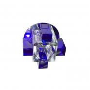 Светильник точечный Feron C1037  G9 синий