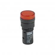 Светосигнальный индикатор IEK AD16DS (LED) матрица d16мм красный 36В AC/DC