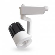 Cветильник AL119 20W белый  1700Lm  4000K IP40, 80*180*215 мм