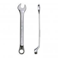 Ключ рожково-накидной глубокий 11мм Cr-V SATINE