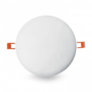 Светильник светлодиодная кругла - 36Вт 6400К 3420 люмен (221) с лапками