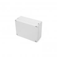 Электрощит из АВС с непрозрачной дверцей IP65 300x400x165