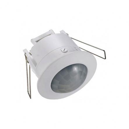 Датчик движения RIGHT HAUSEN встр.(360гр.) белый HN-061021 - 1