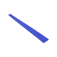 Трубка термоусадочная д.19.1 синяя с клеевым шаром АСКО