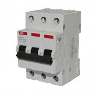 Автоматический выключатель АВВ BMS413 C25 3п 25А 4.5kA
