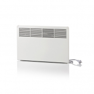 Электроконвектор 2000Вт с механическим термостатом и штепсельной вилкой
