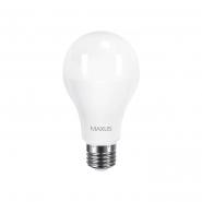Лампа MAXUS 1-LED-776 A60 10W 4100K 220V E27