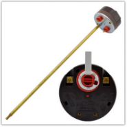 Термостат 20А, с тепловой защитой(83С) max темпер-ра рег-ки 700С,L-300мм