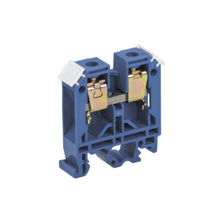 Зажим наборный ЗНИ-35мм2 синий - 1