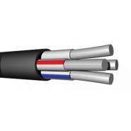Кабель силовой с алюминиевыми жилами не поддерживающие горение АВВГнг 4х10
