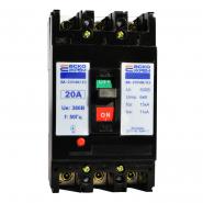 Автоматический выключатель ВА-2004N/63 3р 20А  АСКО