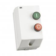 Контактор КМИ-10960 9А 380В/АС3 IP54 в корпусе ИЕК