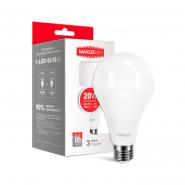 Лампа LED A80 20W 4100K 220V E27 Maxus