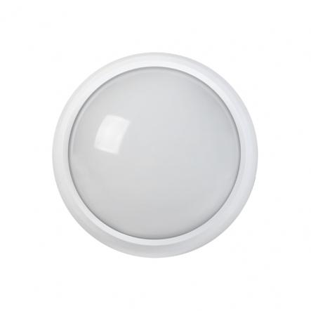 Светильник светодиодный LED ДПО 5030 12Вт 4000K IP65 круг белый IEK - 1