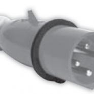 Вилка IV (IP 67), 63A, 400V 4n SEZ