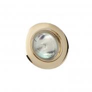 Светильник точечный DELUX MR16 12V золото